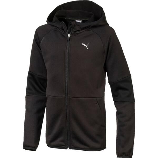 Puma Herren Sweatshirt Gym FZ