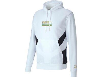 PUMA Herren Sweatshirt TFS Worldhood Grün
