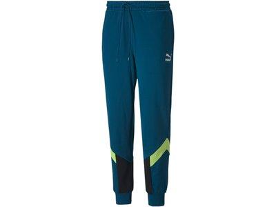 PUMA Herren Sporthose Iconic MCS Track Pants PT Blau