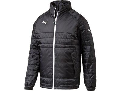 PUMA Fußball - Teamsport Textil - Coachjacken Esito 3 Stadium Jacket Jacke Grau