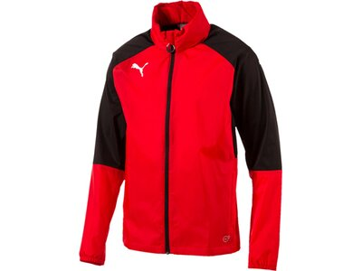 Puma Herren Jacke Ascension Rain Jacket Schwarz