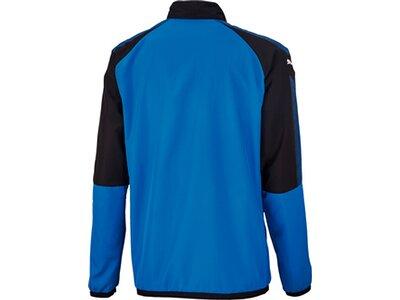 Puma Herren Jacke Ascension Woven Jacket Blau
