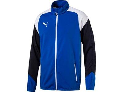PUMA Fußball - Teamsport Textil - Jacken Esito 4 Polyesterjacke Blau
