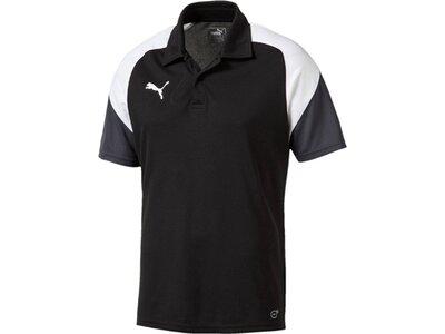 Puma Herren Poloshirt Esito 4 Polo Schwarz