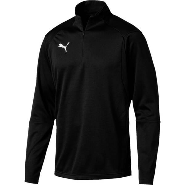 PUMA Herren T-Shirt LIGA Training 1/4 Zip Top