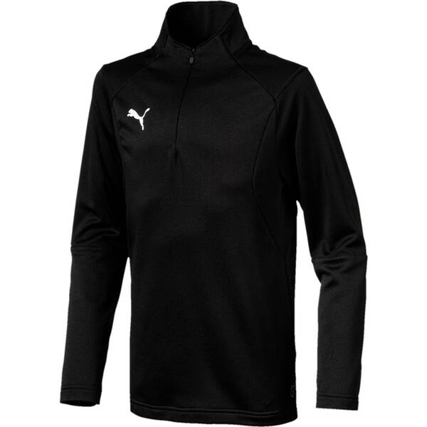 PUMA Kinder T-Shirt LIGA Training 1/4 Zip Top Jr
