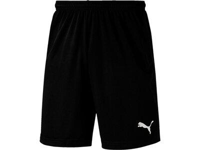 PUMA Herren Fußballshorts LIGA Training Shorts Core Schwarz