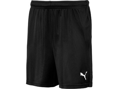 PUMA Kinder Fußballshorts LIGA Training Shorts Core Jr Schwarz