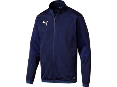 PUMA Herren Trainingsjacke LIGA Training Jacket Blau