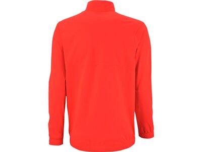 PUMA Herren Jacke LIGA Sideline Poly Jacket Core Rot