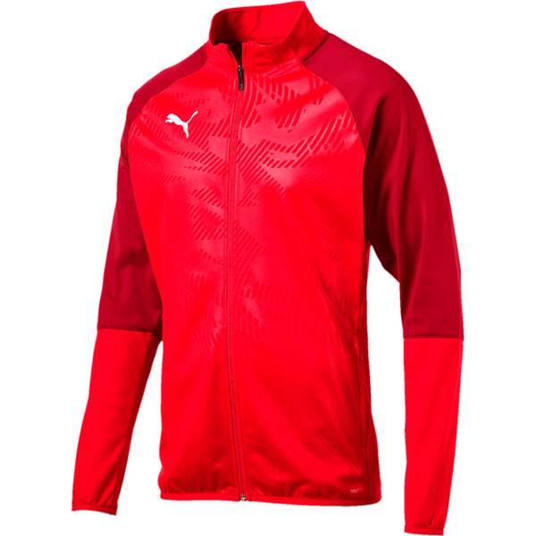 PUMA Herren Trainingsjacke CUP Training Poly Jacket Core