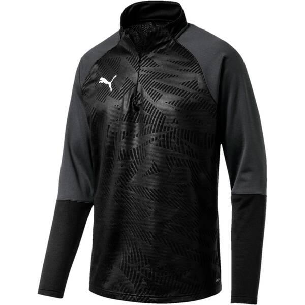 PUMA Herren Sweatshirt CUP Training 1/4 Zip T Core
