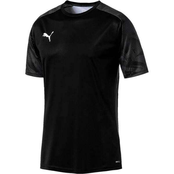 PUMA Herren T-Shirt CUP Training Jersey | Sportbekleidung > Sportshirts > Poloshirts | Black | PUMA