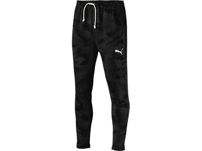 PUMA Herren Trainingshose CUP Casuals Sweat Pants Schwarz