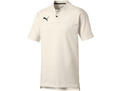 PUMA Fußball - Teamsport Textil - Poloshirts CUP Casual Poloshirt pink
