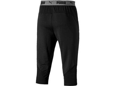 PUMA Herren 3/4 Hose ftblNXT 3/4 Pants Schwarz