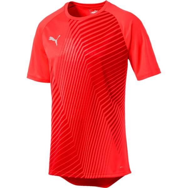 PUMA Herren T-Shirt ftblNXT Graphic Shirt Core