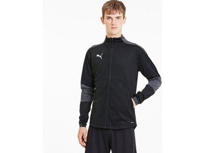 PUMA Fußball - Teamsport Textil - Jacken teamFINAL 21 Training Polyesterjacke Schwarz