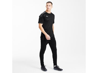 PUMA Herren Shirt teamFINAL 21 Training Schwarz