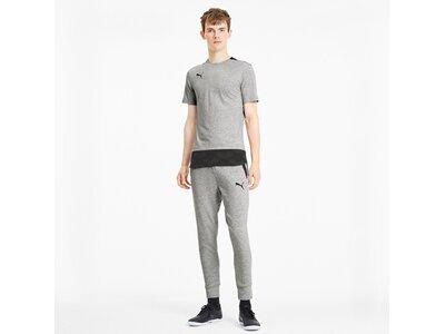 PUMA Herren Shirt teamFINAL 21 Casuals Grau