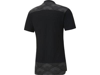 PUMA Fußball - Teamsport Textil - Poloshirts teamFINAL 21 Casuals Poloshirt Schwarz