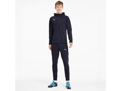 PUMA Herren Sweatshirt teamFINAL 21 Casuals Blau