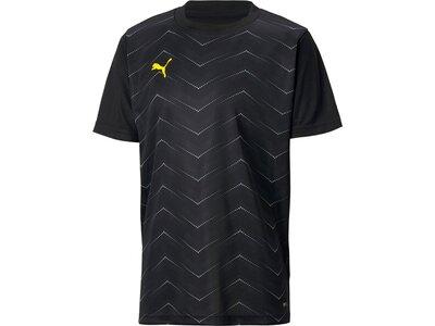 PUMA Kinder ftblNXT Graphic Shirt Core Schwarz