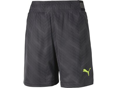 PUMA Kinder Shorts ftblNXT Graphic Grau
