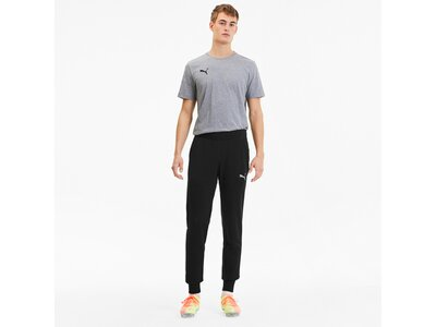PUMA Fußball - Teamsport Textil - Hosen teamGOAL 23 Casuals Pants Jogginghose Schwarz