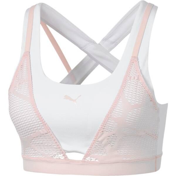 PUMA Damen Sport-BH Studio Lace Strappy