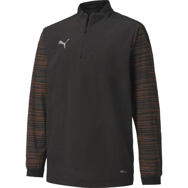 PUMA Kinder 1/4 Zip Top