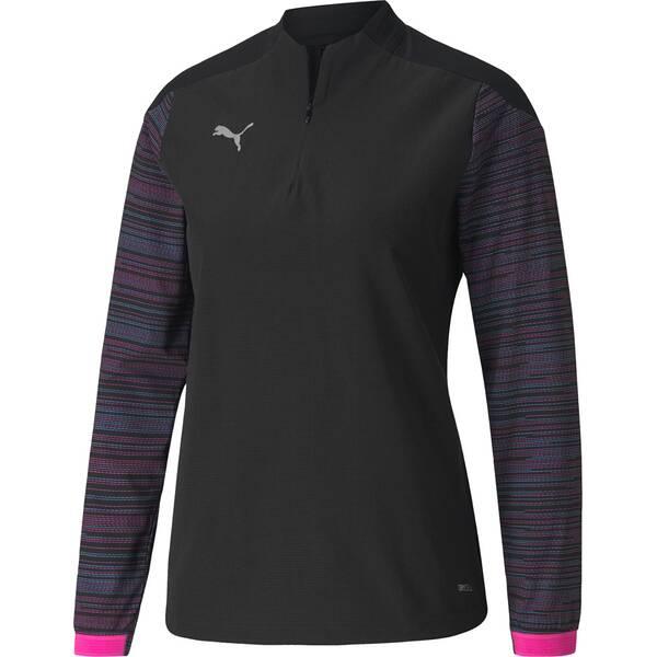 PUMA Damen Sweatshirt ftblNXT 1/4 Zip