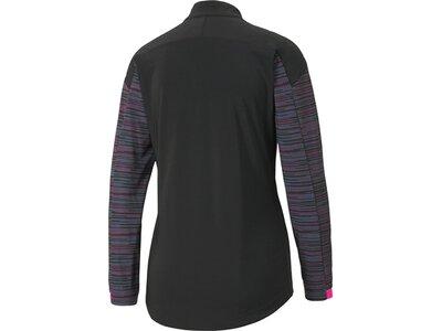 PUMA Damen Sweatshirt ftblNXT 1/4 Zip Schwarz