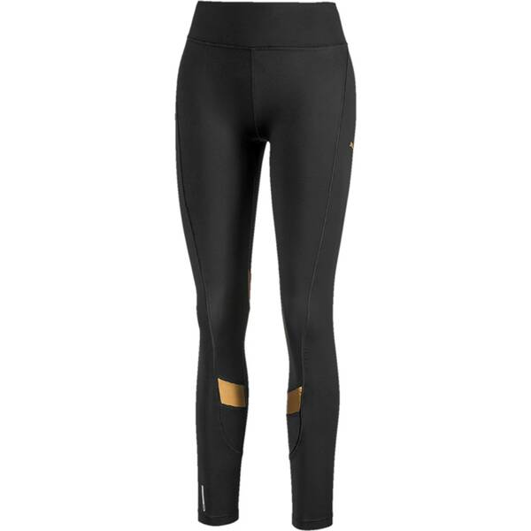 PUMA Damen Tight Metal Splash Eclipse