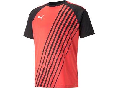 PUMA Herren Fanshirt teamLIGA Graphic Jersey Rot