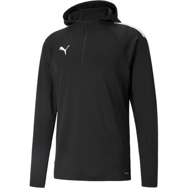 PUMA Herren Sweatshirt teamLIGA Training Fleece