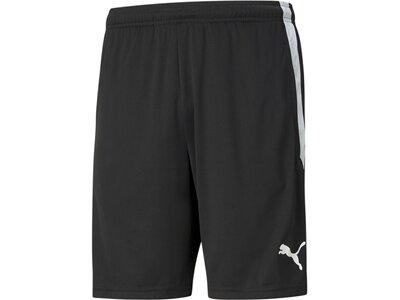 PUMA Herren Shorts teamLIGA Training Shorts Schwarz