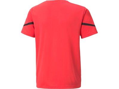 PUMA Kinder Fantrikot individualCUP Jersey Jr Rot