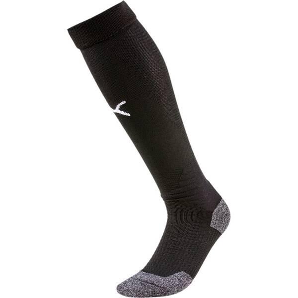 PUMA Herren Fußballsocken Team LIGA Socks | Sportbekleidung > Funktionswäsche > Fußballsocken | Black - White | PUMA