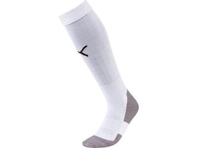 PUMA Herren Fußballsocken Team LIGA Socks CORE Grau