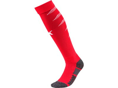PUMA Herren Fußballsocken Team FINAL Socks Rot