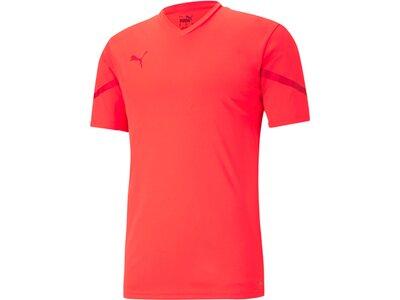 PUMA Herren Fanshirt teamFLASH Jersey Rot