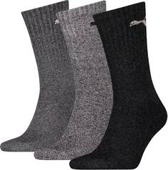 PUMA Herren Socken SPORT 3P