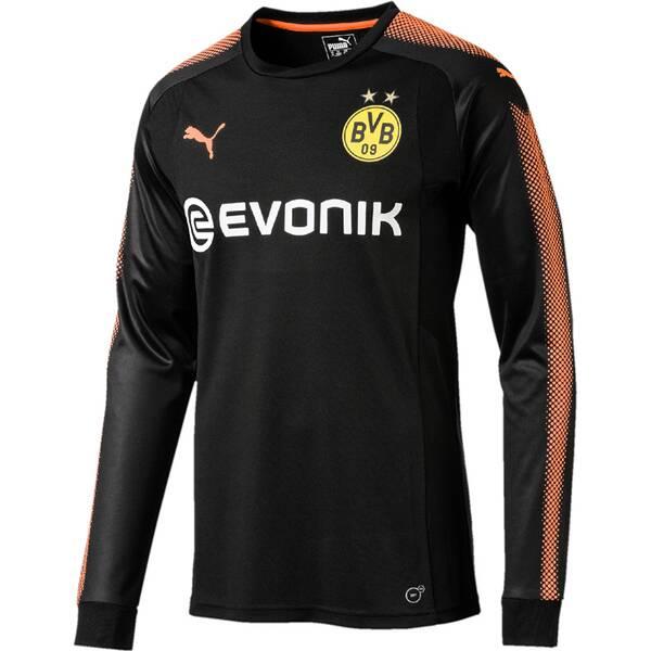 Puma Herren Fußballtrikot BVB GK Shirt
