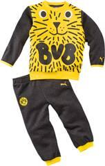 Puma Kinder Jogginganzug BVB Minicats
