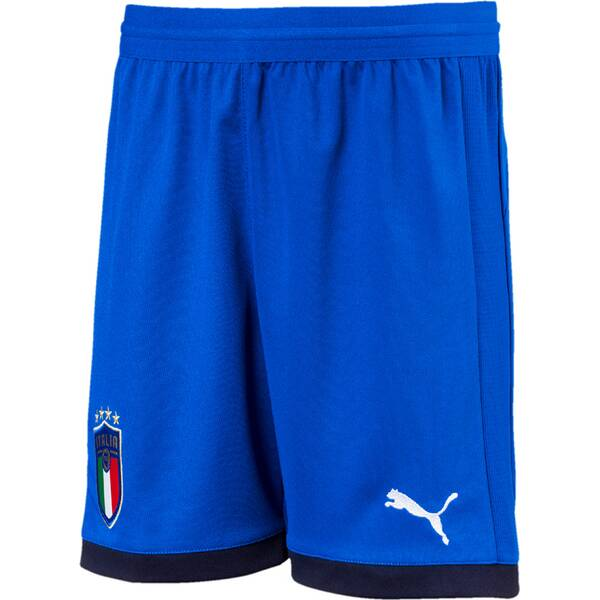 Puma Shorts FIGC Italia Kids Shorts Replic