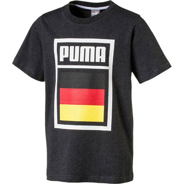 Puma Kinder Shirt Forever Football Country Cotto