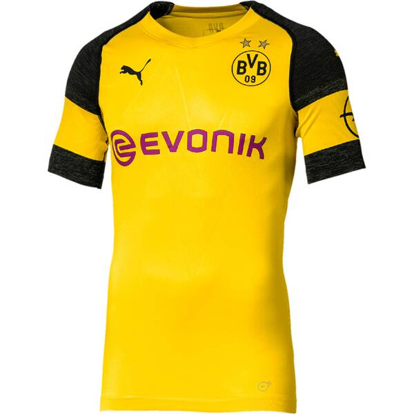 PUMA Herren BVB Authentic Home Shirt