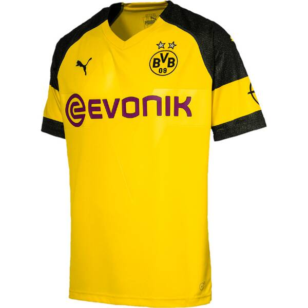 PUMA Herren BVB Home Shirt Replica