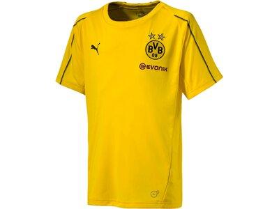 PUMA Kinder Fanshirt BVB Training Jersey Gelb